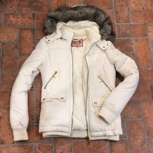 Original Juicy Couture puffer Jacket